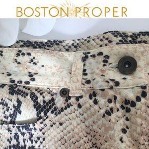 🌸 Boston Proper Short Skirt (EUC)